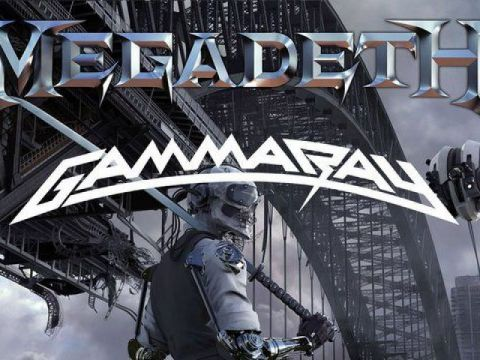 Megadeth + Gamma Ray