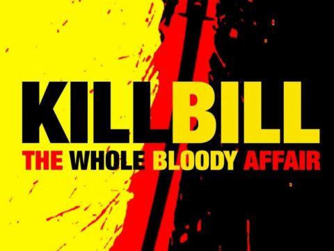Kill Bill - The Whole Bloody Affair  by Quentin Tarantino @ BOtanique