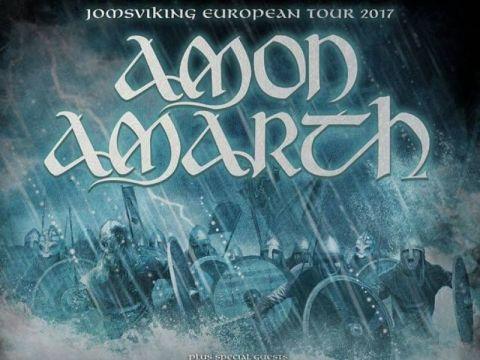 Amon Amarth + Dark Tranquillity + Omnium Gatherum