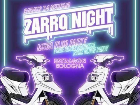 Zarro Night Mega Fluo Party