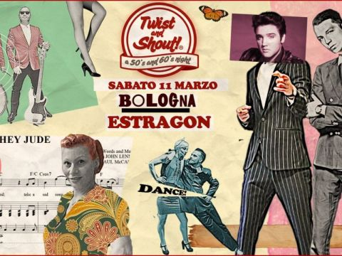 ★★★ TWIST AND SHOUT! THE 50's and 60's SHOW ★★★