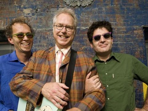 """Bill Frisell Trio in """"The Great Flood"""" @ BOtanique Festival"""