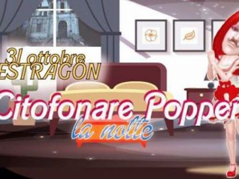 "Citofonare PopPen ""la notte"""