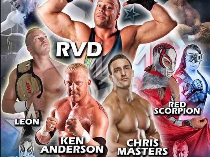 Wrestling Megastars