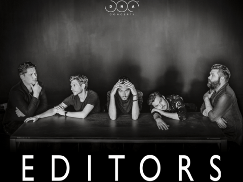 Editors @ Paladozza