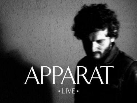 Apparat @ PalaEstragon