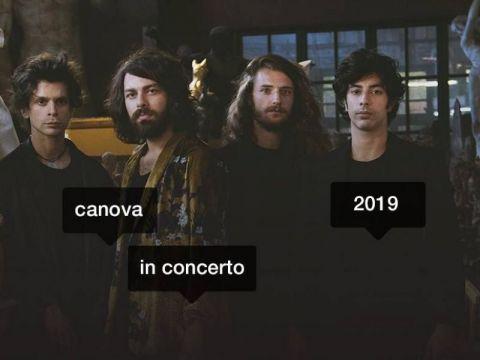 Canova @ PalaEstragon