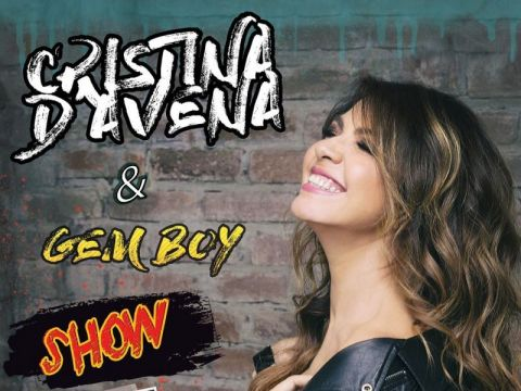 Cristina D'Avena & Gem Boy @ PalaEstragon