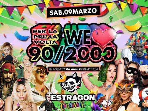 Carnevale WE Love 90/2000