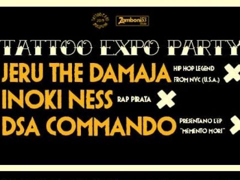 Jeru The Damaja - Inoki Ness - Dsa Commando