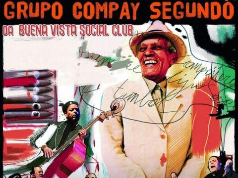 Grupo Compay Segundo de Buena Vista Social Club @ BOtanique