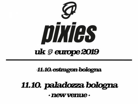 Pixies @ Paladozza