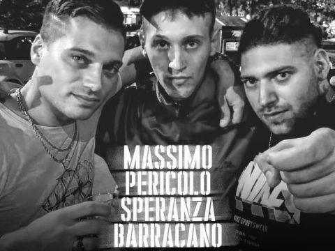 Massimo Pericolo + Speranza + Barracano