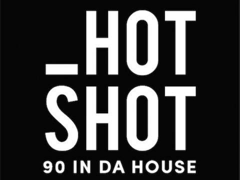 HOT SHOT 90 in da house - Halloween
