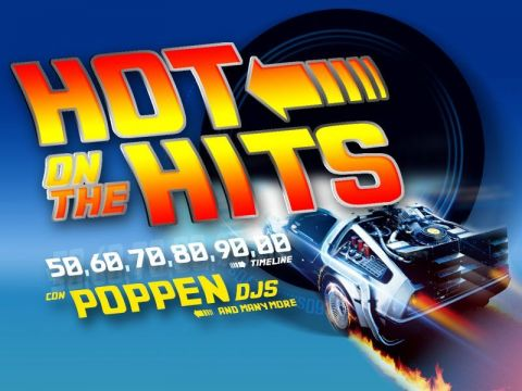 HOT ON THE HITS <small>Capodanno 2016</small>